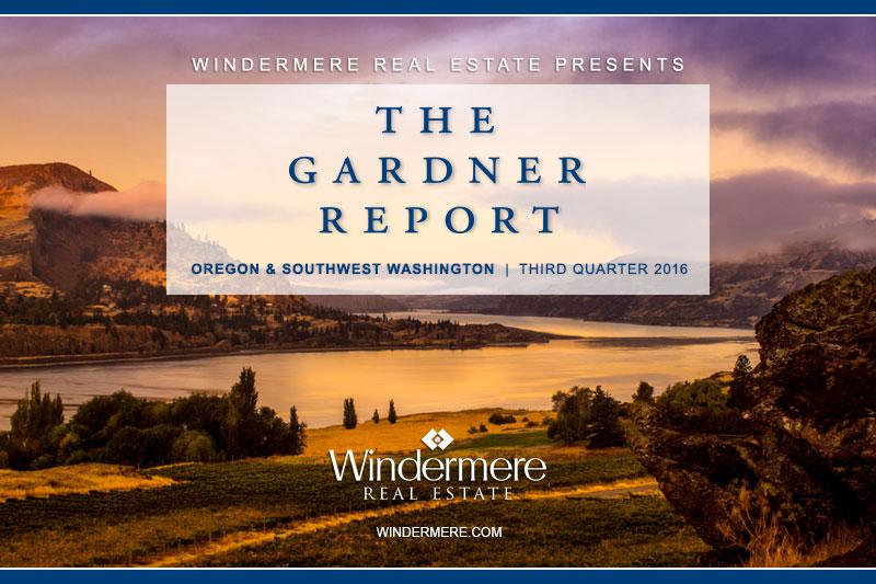 Oregon and South West Washington Real Estate Market Update