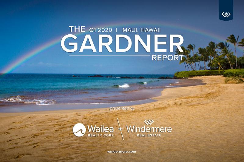 Hawaii/Maui Real Estate Market Update