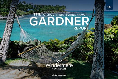 Market Trends report Big Island Hawaii Q1 2020