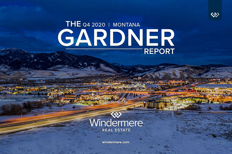 Q4 2020 Montana Market Trends