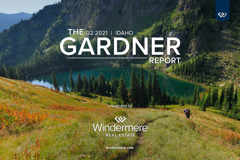 Q2 2021 Idaho Market Trends