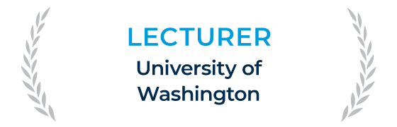 Lecturer University of Washington